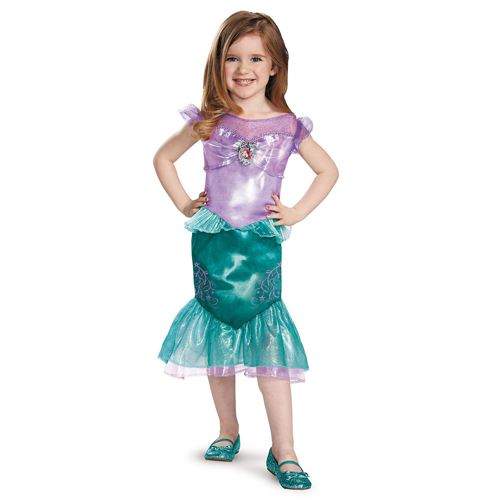 Toddler Ariel Classic Halloween Costume