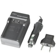 Individual Charger for Nikon COOLPIX S810c, P600, and P900 Point-and-Shoot cameras (Charges EN-EL23)