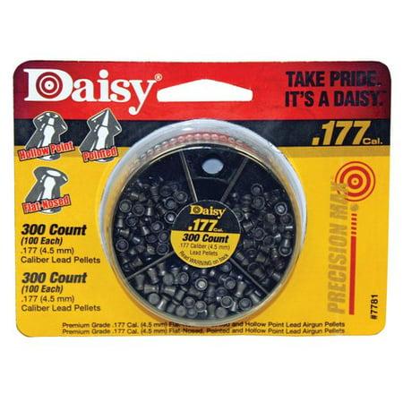 Daisy Precision Max .177 Dial-A-Pellet, 300ct