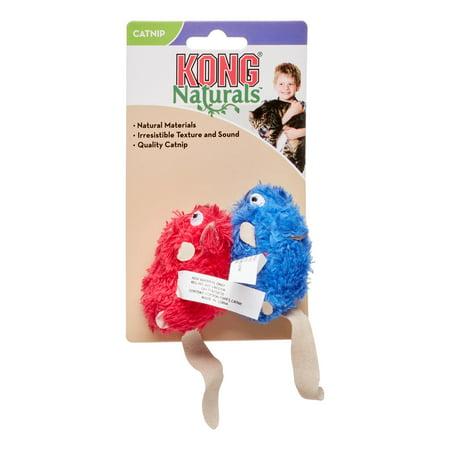 KONG Naturals Mouse Cat Toy (Kong Naturals)