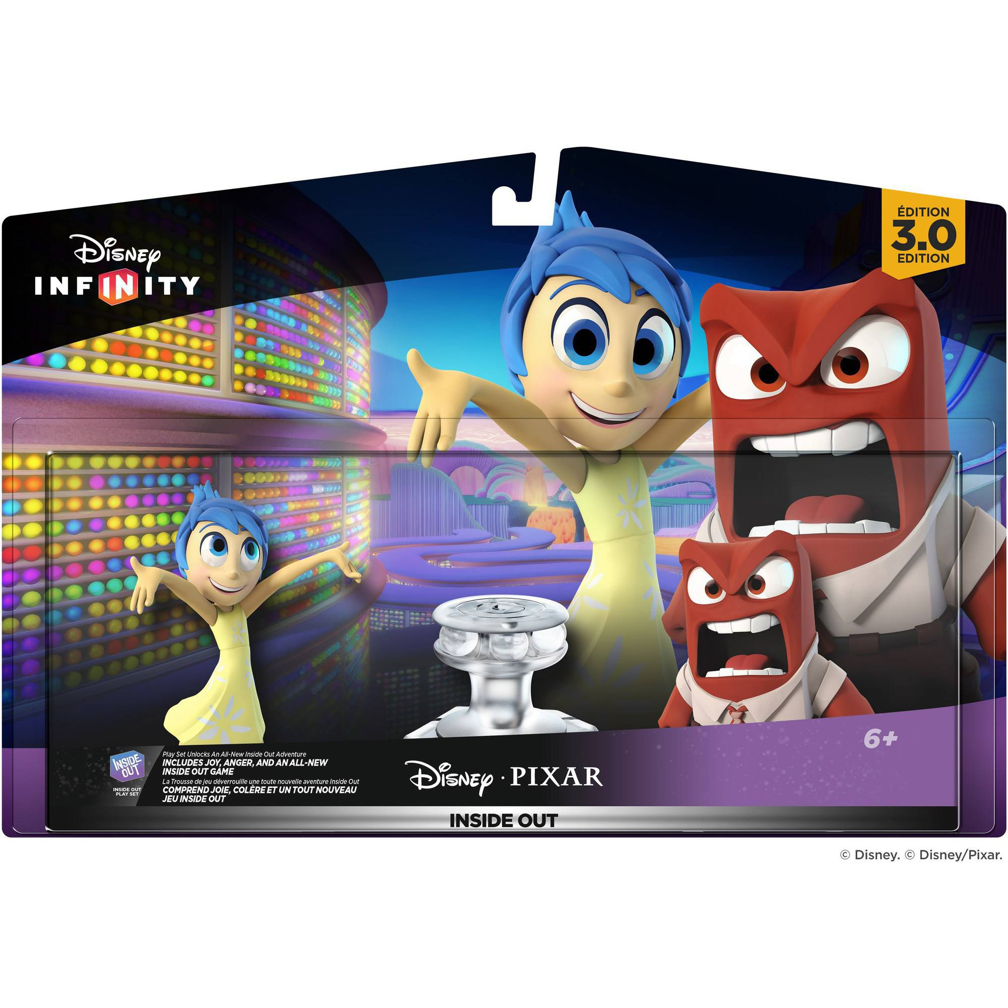 Disney Infinity 3.0 Pixar Inside Out [Playset] (Universal)