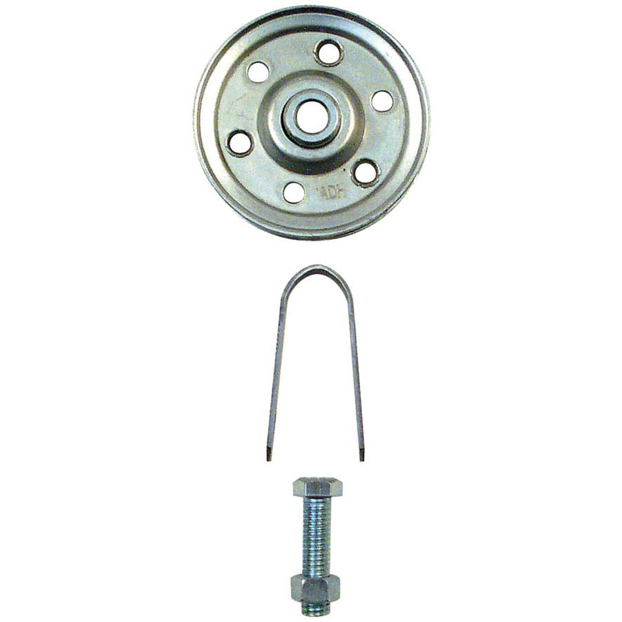 """Prime Line GD52109 3"""" Pulley with Strap & Bolt"""