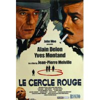 Le cercle rouge Movie Poster (11 x 17)