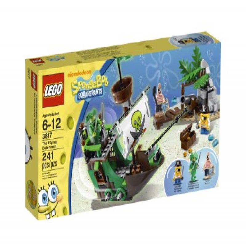 Lego SpongeBob The Flying Dutchman 3817 by