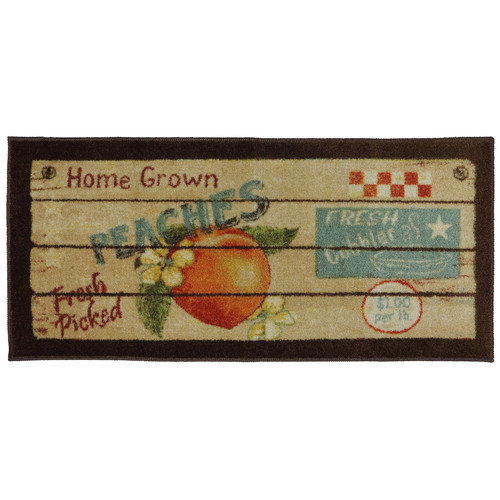 Mohawk Home New Wave Fruit Crate Mat