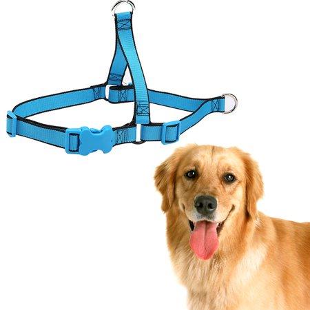 Medium Large Dog Harness Vest Collar Chest Strap Belt Puppy Dogs Walking Training Leads