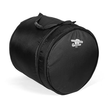 Humes & Berg Drum Seeker Floor Tom Bag Black 16x16 - Tomtom Drum
