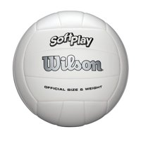Wilson Soft Play Outdoor Volleyball, Official Size