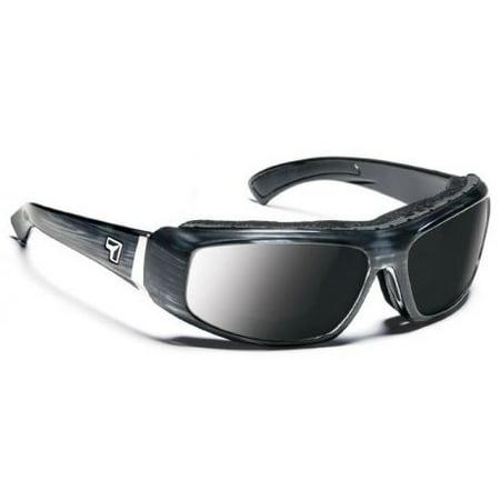 7 Eye Bali Sunglasses, DARKshift Extra Dark Photochromic Lens, Gray  Tortoise Fra