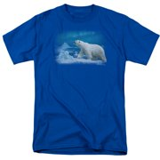 Wildlife Nomad Of The North Mens Short Sleeve Shirt