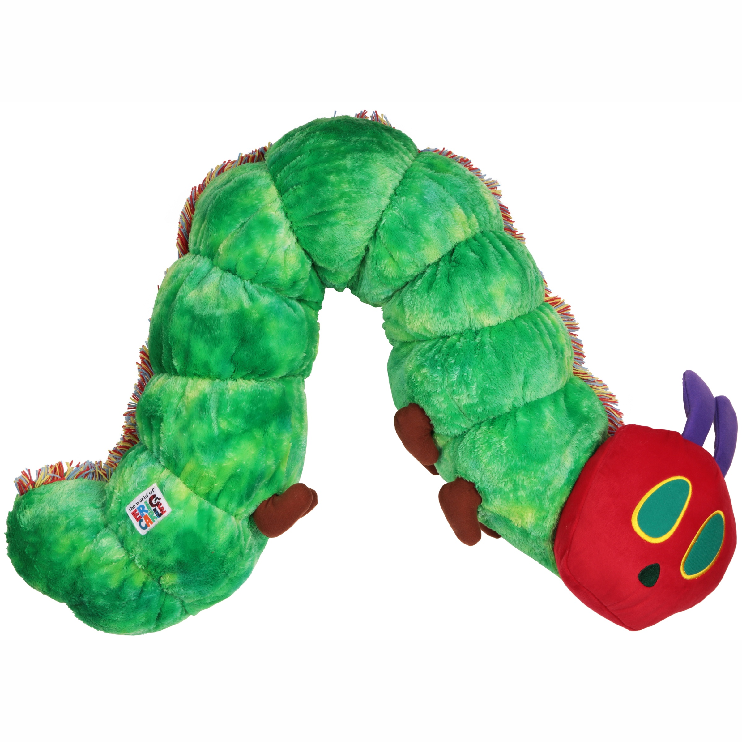 The World of Eric Carle™ The Very Hungry Caterpillar™ Play Time Caterpillar Toy