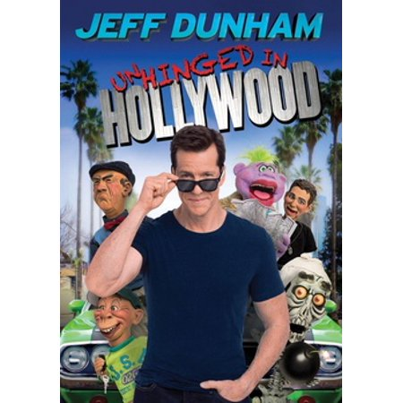 Jeff Dunham: Unhinged in Hollywood (DVD) (Halloween Parties In Hollywood 2017)