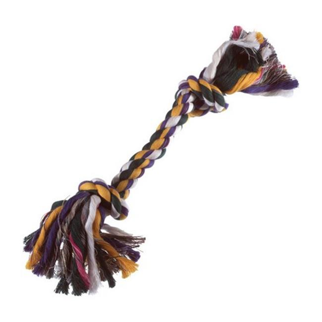 03871 8 in. Rope Bone Dog Toy - image 1 de 1
