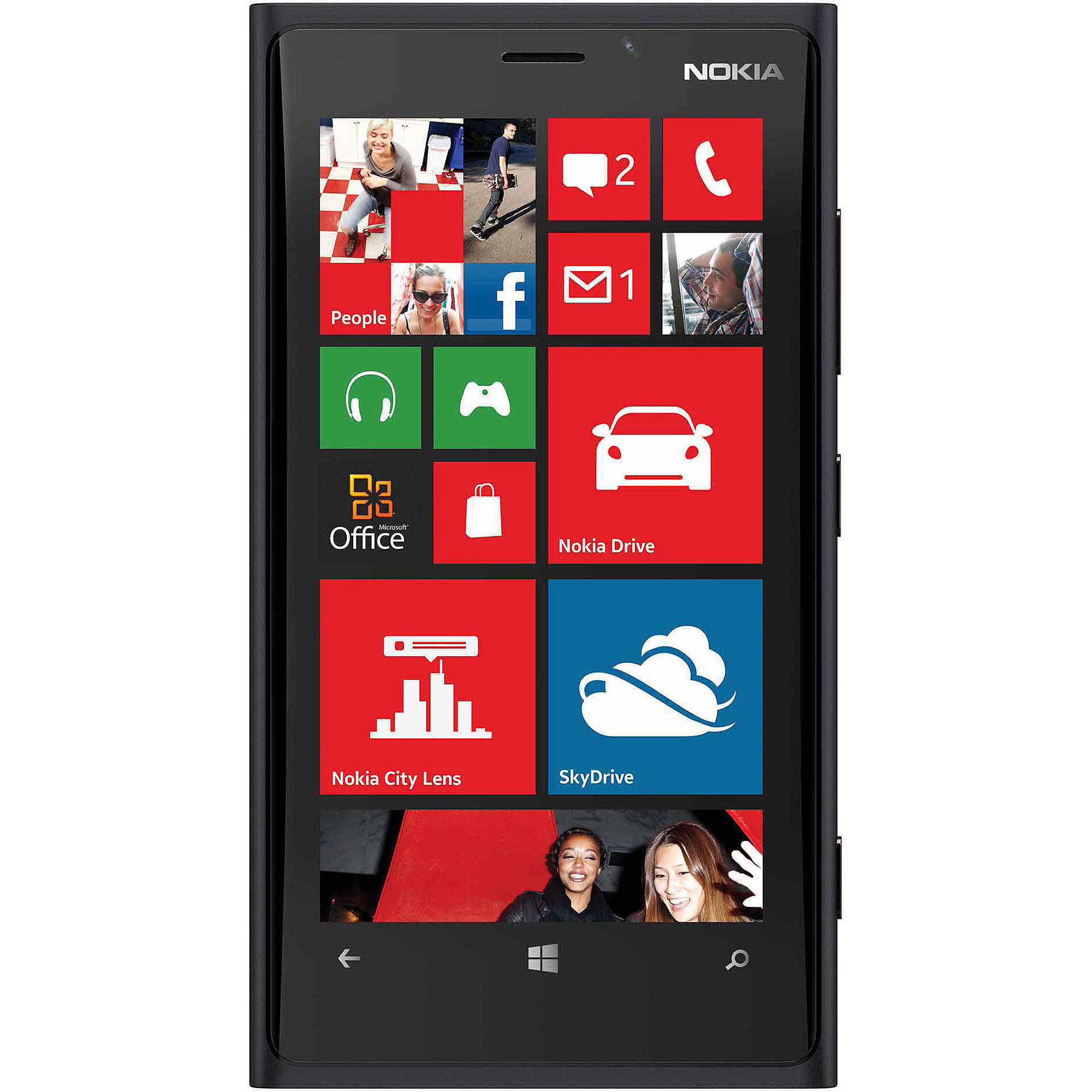 Nokia Lumia 920 RM-820 32GB GSM 4G LTE Windows 8 Phone (Unlocked)
