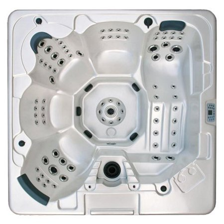 Home And Garden Spas 5 Person 106 Jet Hot Tub