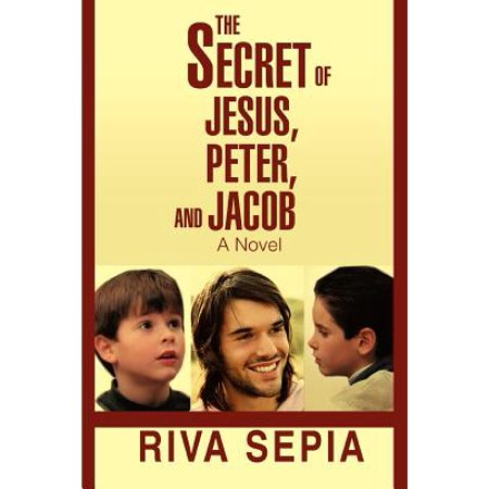 Jesus And Peter (The Secret of Jesus, Peter, and)