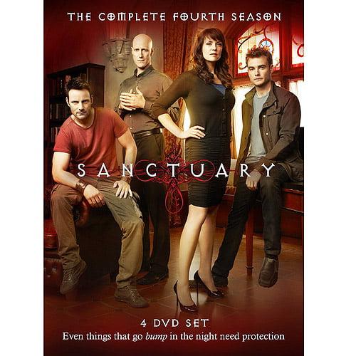 Sanctuary: The Complete Fourth Season (Widescreen)