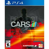 Project Cars PlayStation Hits, Bandai Namco, PlayStation 4, 722674120173