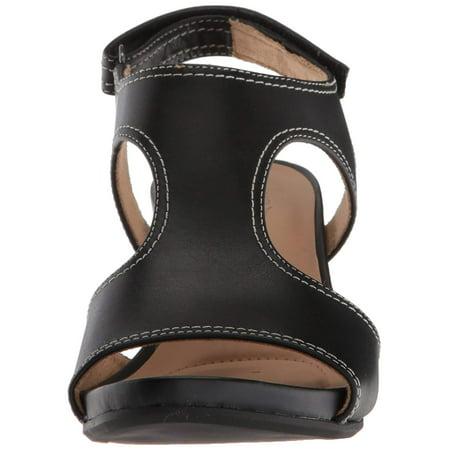 6a01924da1a Naturalizer Womens Cinda Leather Open Toe Casual Slingback - image 1 of 2  ...