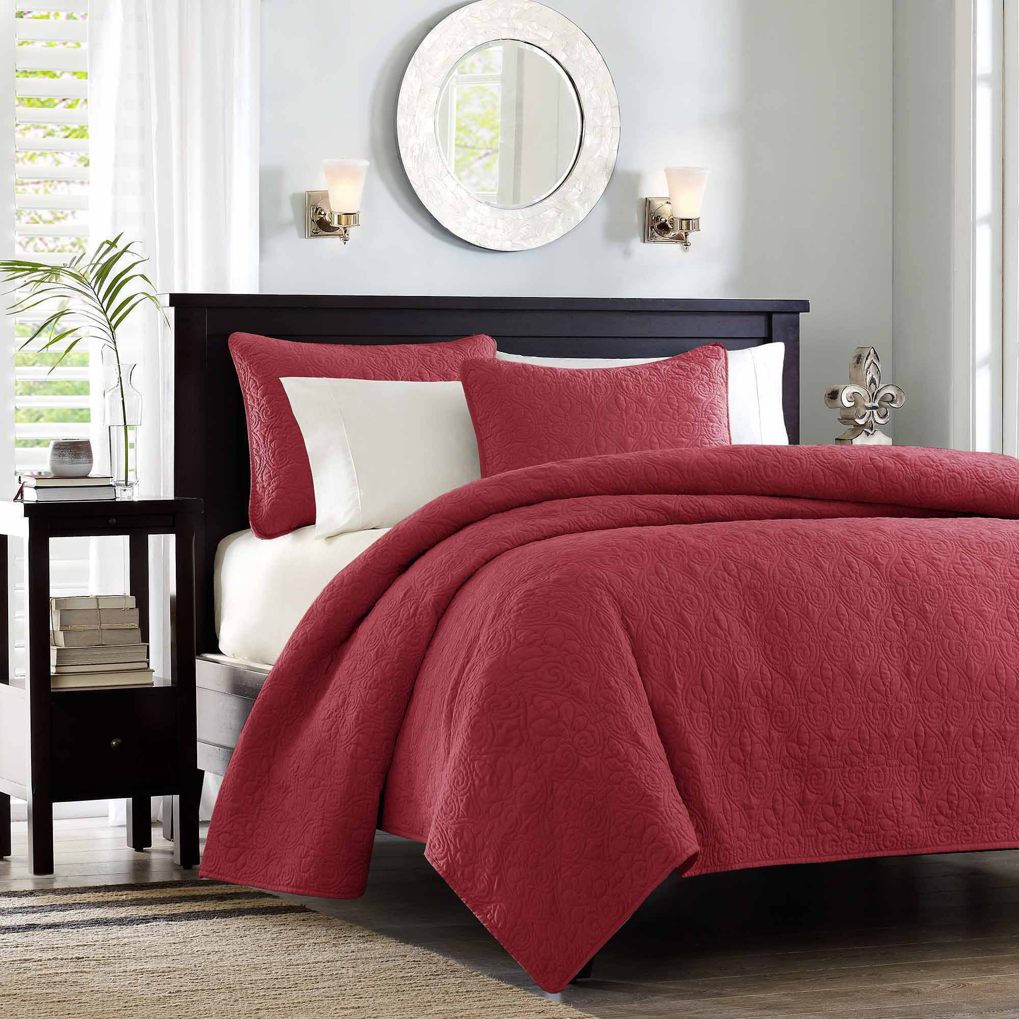 Home Essence Vancouver 3-Piece Coverlet Set