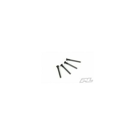 Proline 610102 Pro-2 Hardened Steel King Pins For Por-2Sc And Slash 2Wd PRO610102 ()