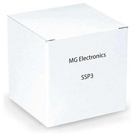 MG Electronics SSP3 Indoor & Outdoor 3-5/8 Inch Super Piezo