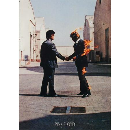 Pink Floyd Subway Poster