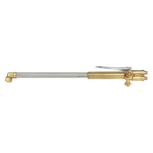 Victor 0381-1623 Straight Cutting Torch,21 L,75 deg. Head...