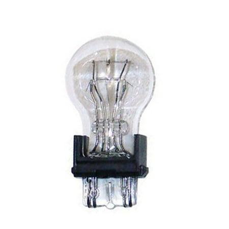 GE 22525 3357 3457 - 27w S8 12 8v C-6 Plastic Wedge Automotive Miniature  bulb