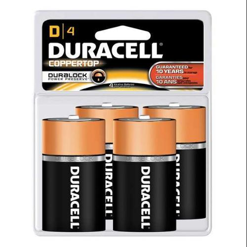 Duracell CopperTop Battery, MN1300R4Z