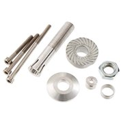 TRU TURN TTE-0516-060-D 6mm Collet Drive Adapter Kit (offset) Multi-Colored