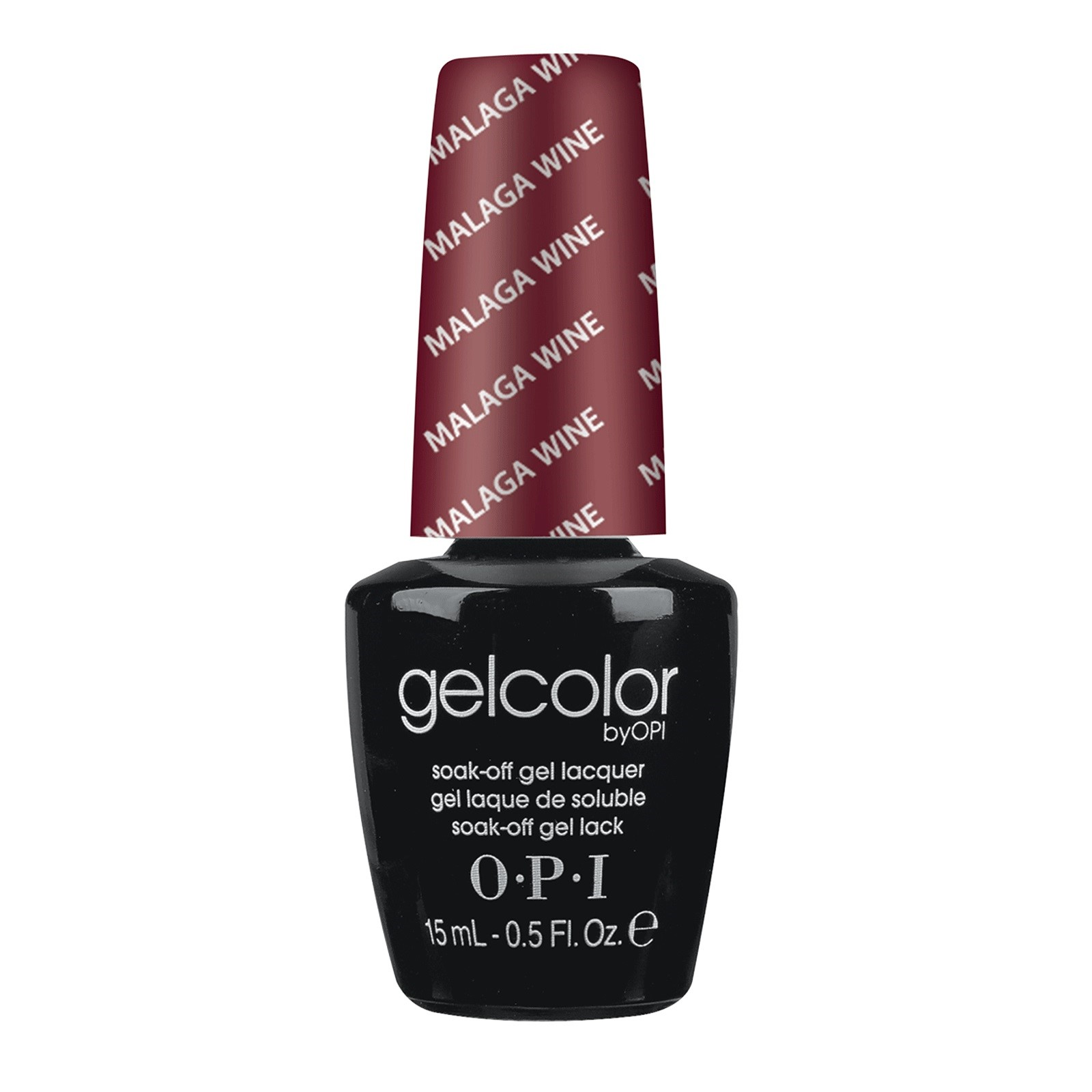 OPI GelColor, Malaga Wine
