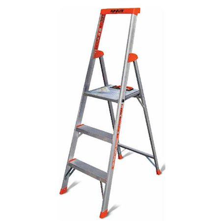 Little Giant Flip-N-Lite, Model 5', Type IA - 300 lbs rated, aluminum (Little Giant Alta One Ladder With Work Platform)