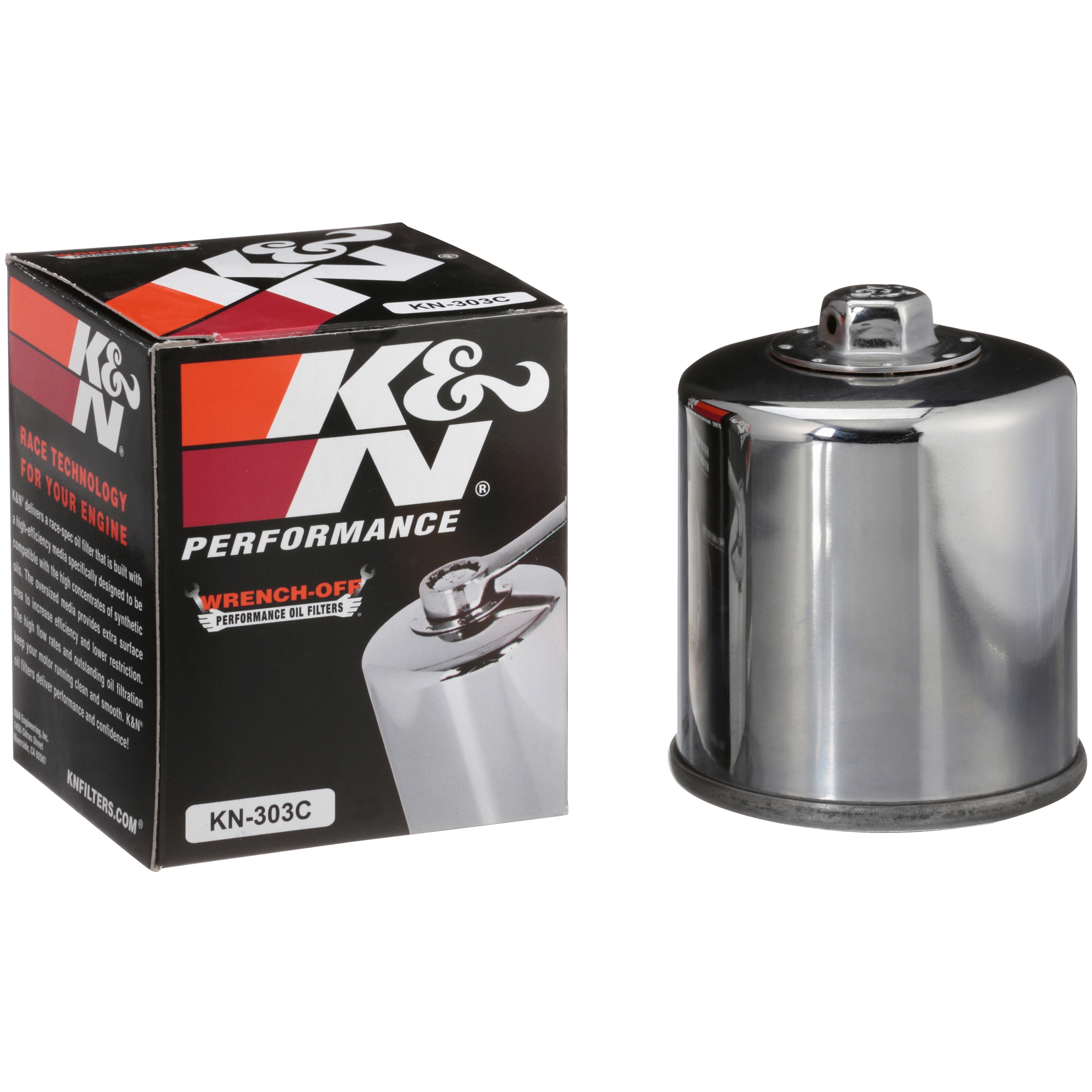 K&N® Performance Oil Filter
