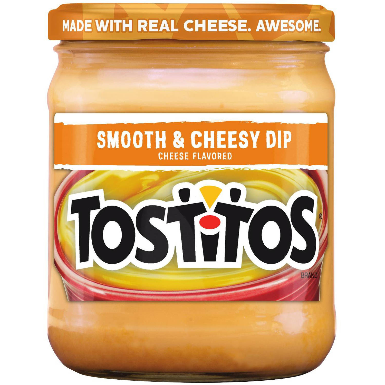Tostitos Smooth & Cheesy Flavored Dip, 15 oz