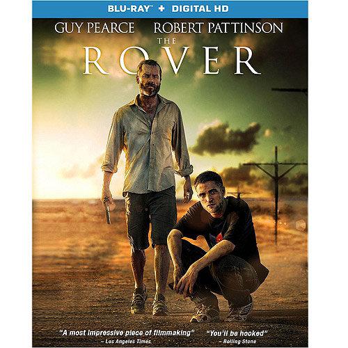 The Rover (Blu-ray + Digital HD) (With INSTAWATCH) (Widescreen)