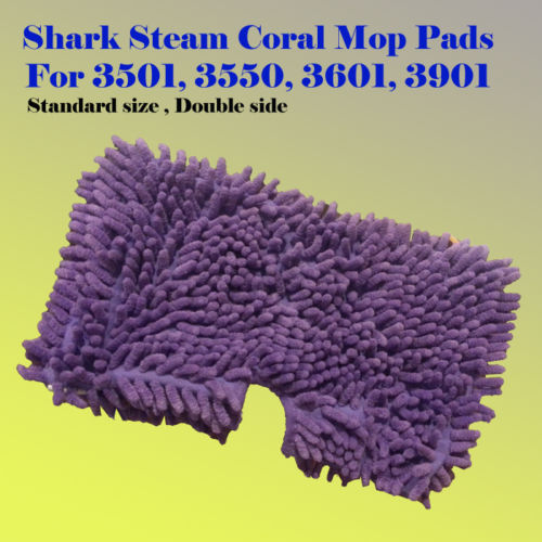 ESC ® Coral Standard Size Steam Mop Replacement Pocket Pa...