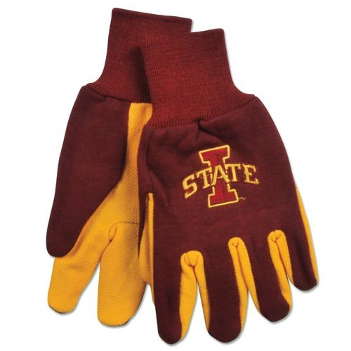 Iowa State Cyclones Two Tone Gloves by Wincraft, Inc.