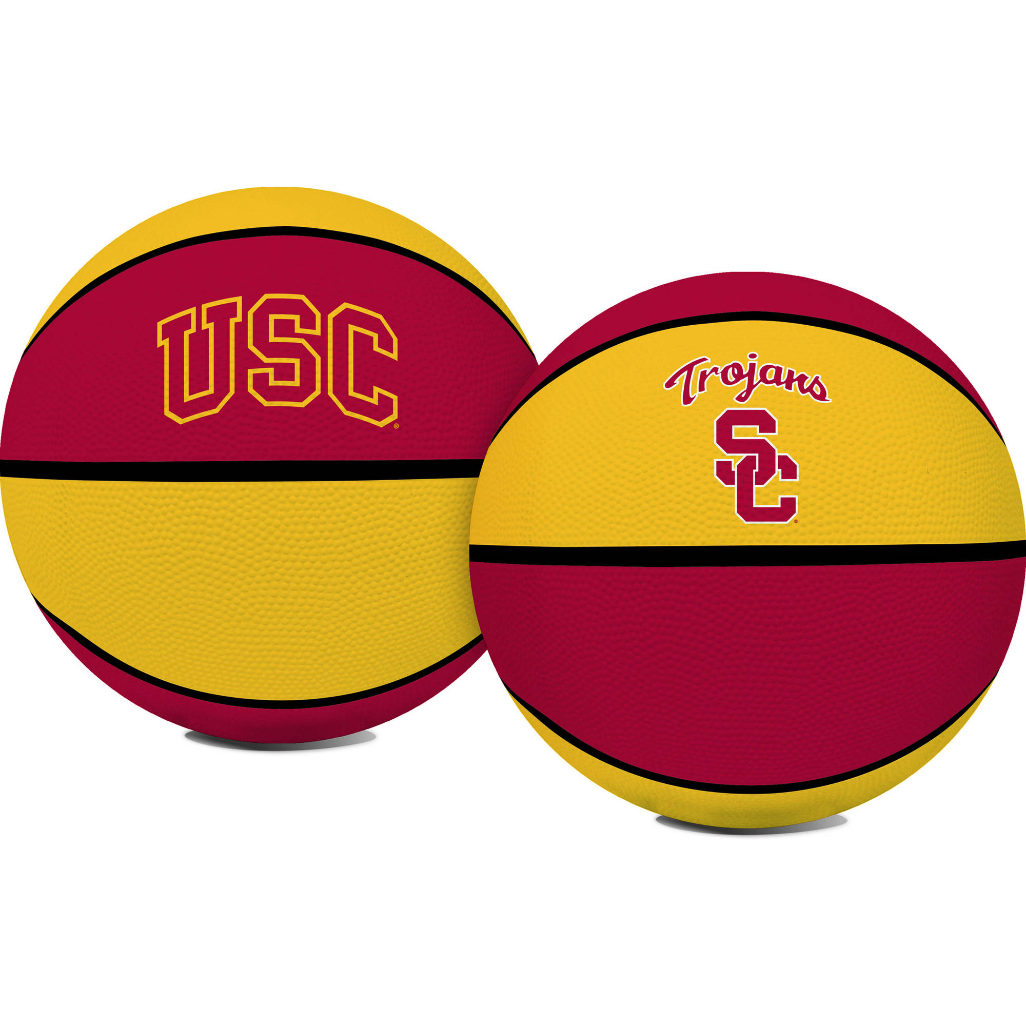 Rawlings NCAA Crossover Full Size Basketball University Of Southern California Trojans