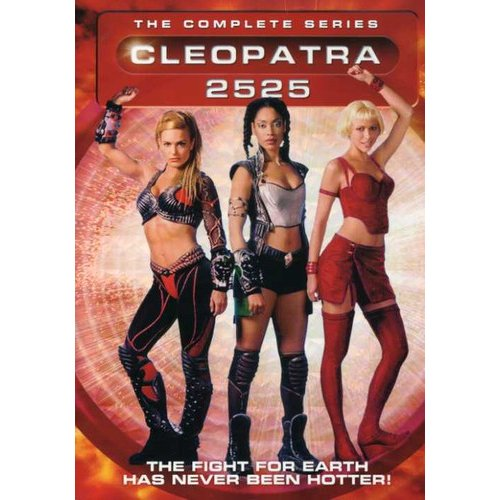 Cleopatra 2525: Complete Series (Full Frame)