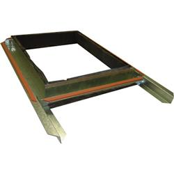 Hamilton Home Products 20410 Combustible Base - 17. 25 inch Wide, Model No.  CB417 by 517