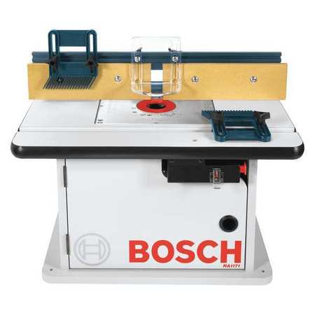 Laminated Router Table with Cabinet BOSCH RA1171