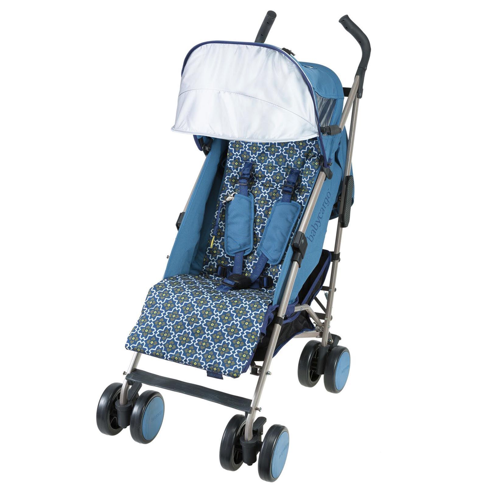 Baby Cargo 300 Series Lightweight Umbrella Stroller (Ocean) by Baby Cargo