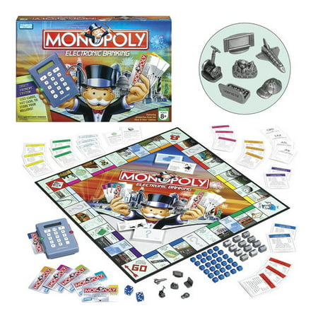Monopoly Here & Now Electronic Ed. (Monopoly Here And Now World Edition Review)