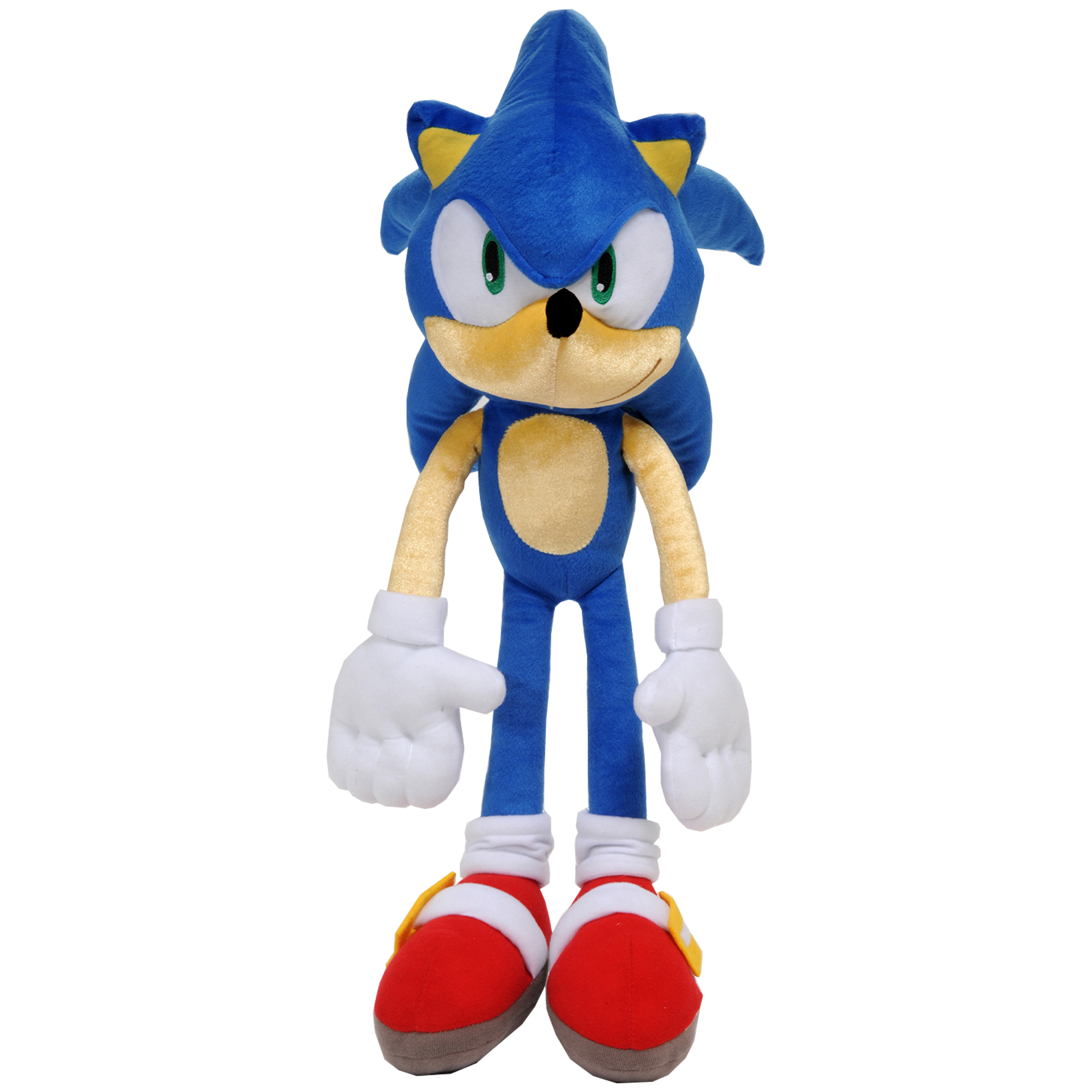 Sonic The Hedgehog Kids Character Cuddle Pillow Buddy Walmart Com Walmart Com