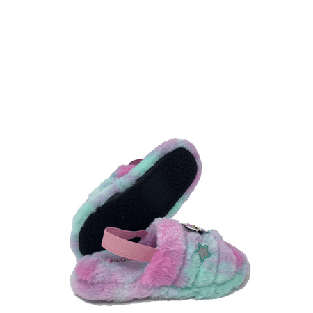 L.O.L. Surprise! Holiday Gift Box - Fluffy Spa Slippers with Fun Surprises(Toddler & Little Girls)