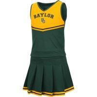 Baylor Bears Colosseum Girls Youth Pinky Cheer Dress - Green
