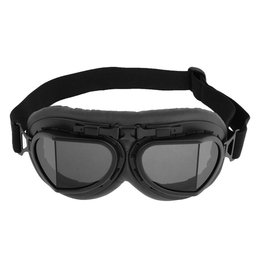 Unique Bargains Clear Lens Full Rim Skiing Ski Racing Goggles Eyewear Protective Glasses by
