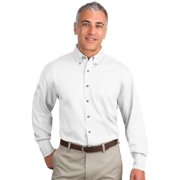 Men's Long Sleeve Versatile Dress Shirt