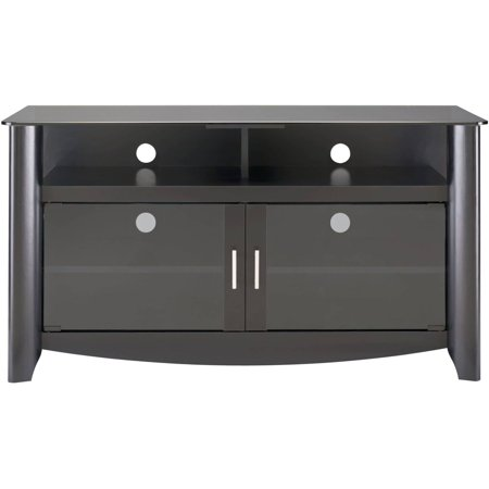 Bush Furniture Aero Collection TV Stand, fits up to 50″ TV
